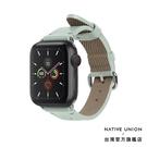 【NATIVE UNION】Apple Watch Strap 經典皮革錶帶 - 薄荷綠
