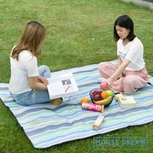 野餐墊 戶外便攜地墊野餐墊防潮墊 可折疊野餐布春游墊子牛津布防水野炊 HD