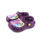 彩虹小馬 My Little Pony 花園鞋 涼鞋 防水 深紫色 中童 童鞋 MP0115 no847