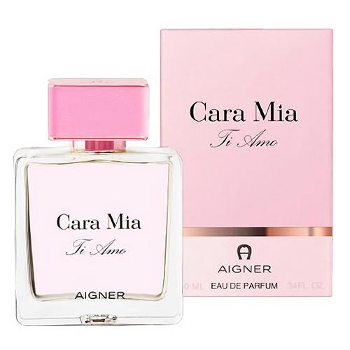 【AIGNER】CARA MIA TI AMO 卡拉蜜拉 摯愛 女性香水 100ml
