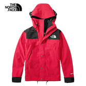 The North Face 1990Mountain Jacket 衝鋒衣 紅 NF0A496R682【GO WILD】