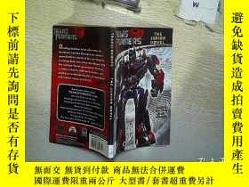 二手書博民逛書店Transformers:罕見The Junior Novel