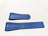 勞力士專用錶帶 RUBBER B® DATEJUST ll 深海藍 M105
