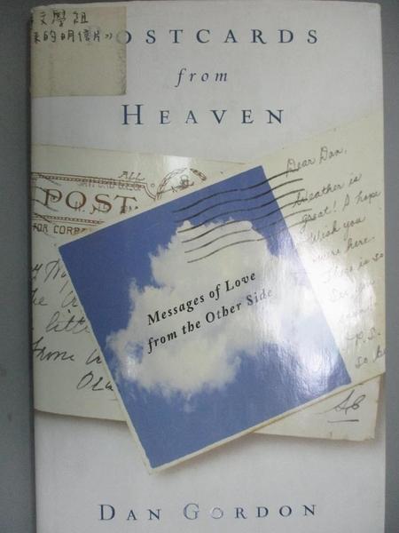 【書寶二手書T7/宗教_G8N】Postcards from Heaven: Messages of Love from