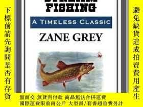 二手書博民逛書店Gulf罕見Stream FishingY410016 Zane Grey Start Publishing