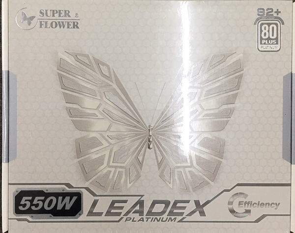 振華 550W 白金 LEADEX SF550F14MP【刷卡含稅價】
