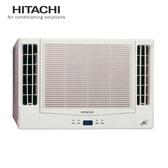 [HITACHI 日立]8-10坪 變頻冷暖型雙吹窗型冷氣 RA-61NV