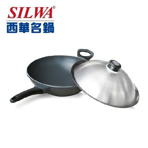 SILWA 西華晶鑽不沾炒鍋32CM
