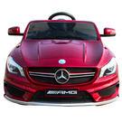 賓士Benz CLA45 原廠授權 兒童電動車 紅色