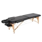 【快速出貨】 折疊櫸木SPA按摩床 折疊按摩床 推拿便攜式家用手提針艾灸理療美容床紋身床