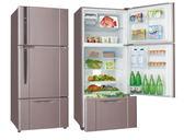 【SANLUX 台灣三洋】475L三門變頻冰箱上冷藏下冷凍《SR-C475CV1A》(香檳紫P) 省電1級