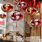 燈籠 過年春節新年燈籠掛飾室內吊飾掛件店鋪店面裝飾布置珠寶場景布置 NMS小明同學