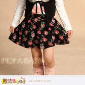 俏麗童裝波波公主品牌 經典玫瑰短裙 女童裝 魔法Baby