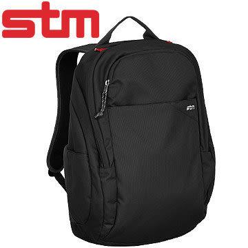 瘋寶包 光華商場電腦包專賣店 澳洲STM Prime 13吋質感優異緊緻外型通勤背包-黑