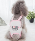 母狗狗生理褲小狗專用泰迪衛生巾女大姨媽期安全月經比 『洛小仙女鞋』