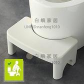 腳凳馬桶凳蹲坑神器兒童墊腳坐便器蹲凳廁所拉屎助便登子腳踩腳踏【白嶼家居】