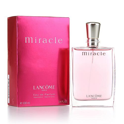 Lancome Miracle 蘭蔻真愛奇蹟女性淡香精 100ml【5295 我愛購物】