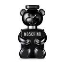 【南紡購物中心】Moschino TOY BOY 熊芯未泯男性淡香精 黑色泰迪熊香水 100ml