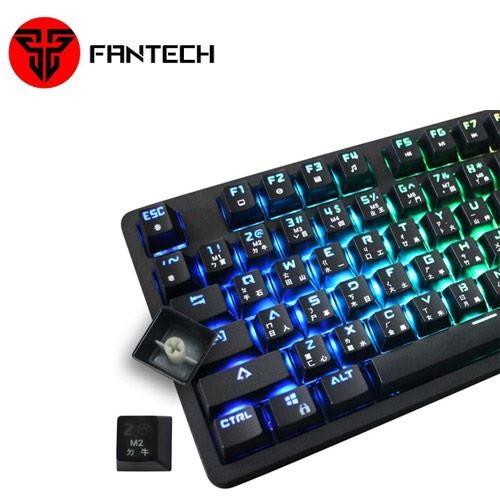 Fantech 電競機械鍵盤專用-中文輸入法鍵帽(注音/大易/倉頡)