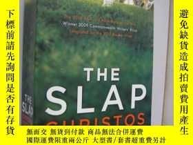 二手書博民逛書店The罕見Slap(撐摑)(The 2009 ABA and A
