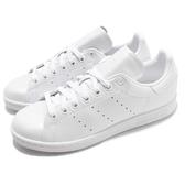 【六折特賣】adidas 休閒鞋 Stan Smith W 白 全白 皮革 基本款 小白鞋 百搭熱銷款 女鞋【PUMP306】 D96792