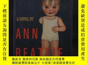 二手書博民逛書店英文原版罕見ANN BEATTIE:ANOTHER YOU 安·