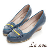【La new outlet】低跟淑女鞋 娃娃鞋 (女219043776)