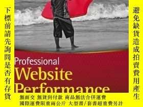 二手書博民逛書店Professional罕見Website PerformanceY256260 Peter Smith Wr