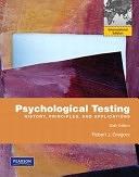 二手書博民逛書店 《Psychological Testing: History, Principles, and Applications》 R2Y ISBN:0205807992