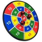 兒童玩具飛鏢盤套裝幼兒園投擲粘靶球 全館免運