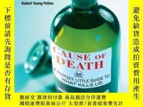 二手書博民逛書店Cause罕見of DeathY362136 Jack Mingo Jack M... Pocket Book