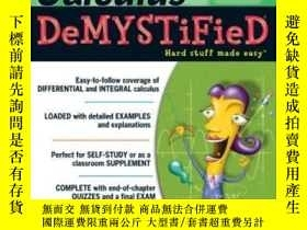 二手書博民逛書店Calculus罕見Demystified, Second EditionY364682 Steven Kra