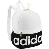 Adidas- 愛迪達男女LINEAR迷你背包(白色)