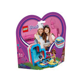 LEGO樂高 FRIENDS 41387 奧麗薇亞的夏日心型盒 積木 玩具