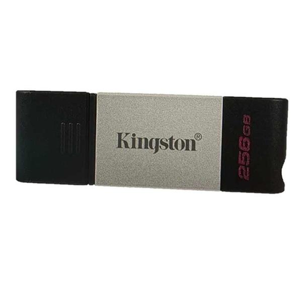 [9美國直購] Kingston 隨身碟 DataTraveler 80 256GB USB Type-C Flash Drive (DT80/256GB)