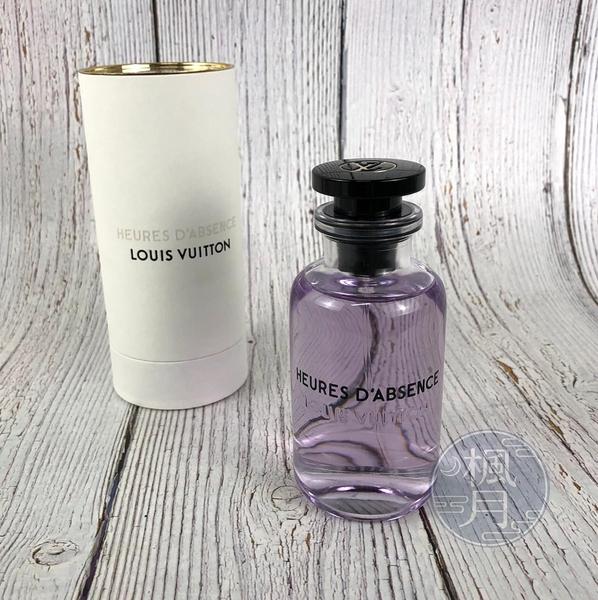 BRAND楓月 LOUIS VUITTON LV 男性香水 HEURES D ABSENCE 100ML 香氛 古龍水