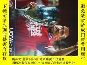 二手書博民逛書店UEFA罕見Direct 131 2013 09 足球歐足聯的官