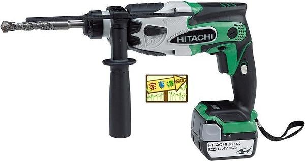 [ 家事達 ]HITACHI-DH18DSL  日立 5分充電式電動鎚鑽-18V   特價