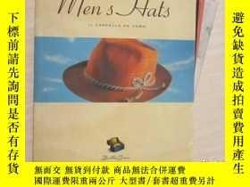 二手書博民逛書店MEN S罕見HATS 【014】IL CAPPELLO DA