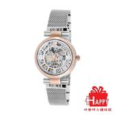 Kenneth Cole 時尚潮流機械腕錶 KC50537002 玫瑰金