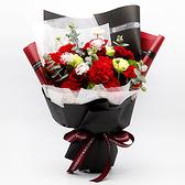 幸福婚禮小物「熱情康乃馨花束」鮮花/花束/母親節禮物/康乃馨