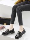 皮鞋 英倫風小皮鞋女日系jk2021春季新款2021百搭平底樂福鞋學生單鞋潮 【99免運】