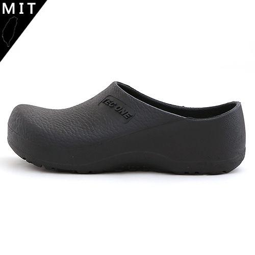 男女款 專業耐久舒適 一體成型防水防油 廚師鞋 工作鞋 荷蘭鞋 MIT製造 59鞋廊