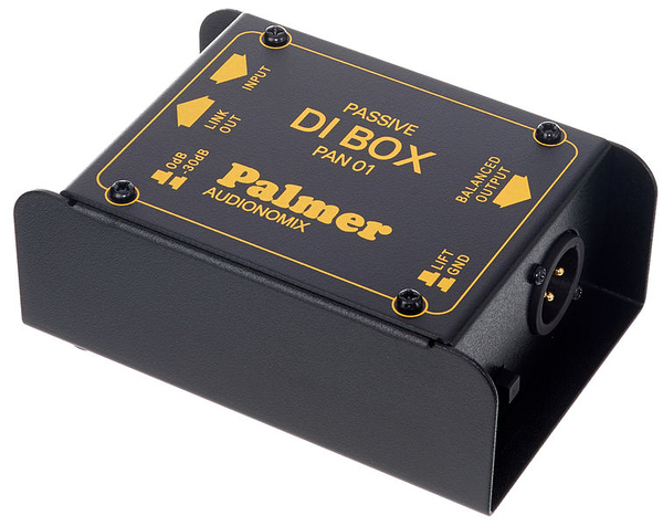 凱傑樂器 PALMER PAN-01 DI 盒