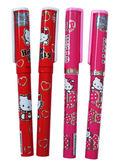 【卡漫城】 Hello Kitty 原子筆 二支組 二色可選 ㊣版 蘋果 蝴蝶結 文具 辦公用品 凱蒂貓 ~ 8 0元