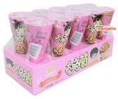 【吉嘉食品】大脆筒餅乾麥片冰淇淋巧克力 1封10入150公克[#1]{A099}