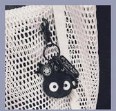★宮崎駿千與千尋龍貓煤炭煤球精靈鑰匙扣女文藝小清新書包掛件飾品