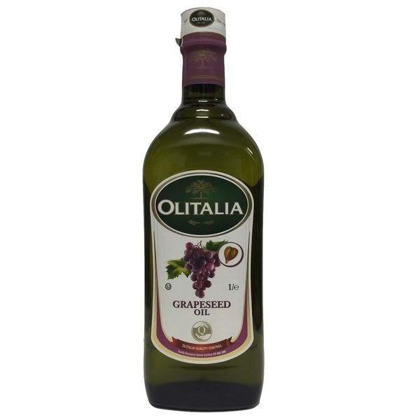 Olitalia奧利塔 葡萄籽油 1000ml/瓶 限時特惠