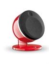 【名展影音】法國 FOCAL DOME 2.0 紅色時尚鏡面兩聲道喇叭
