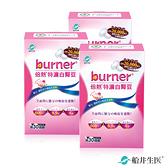【船井】burner特濃白腎豆3盒超值組